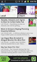 Screenshot of 8 News NOW | KLAS-TV Las Vegas