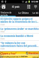 Screenshot of Chile Noticias HD