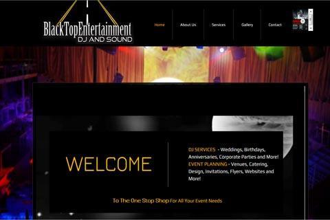 BlackTop Ent. DJ and Sound