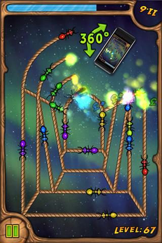 burn-the-rope for android screenshot