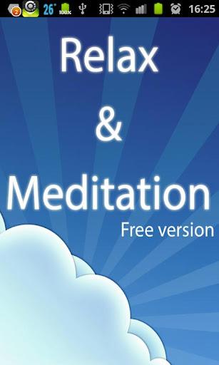 ★Relax Meditation App