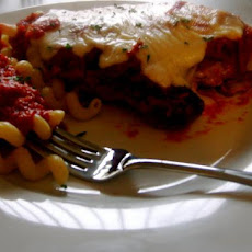 Mom's Chicken Parmigiana
