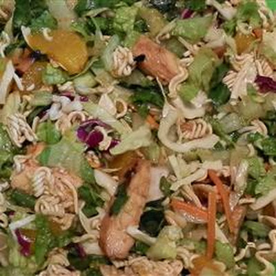 Easy Yummy Chinese Chicken Salad