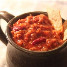 Massachusetts Straub Chili