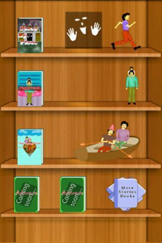 StoryBooks : Halloween Stories