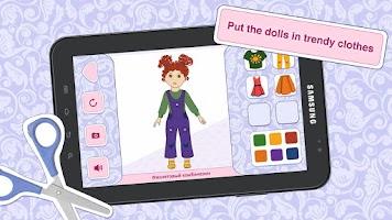 Screenshot of Russian Dolls