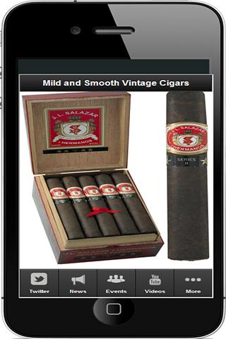 Mild and Smooth Vintage Cigars