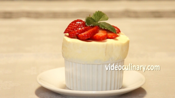 Frozen Soufflé (Grand Marnier soufflé glacé) Recipe | Yummly