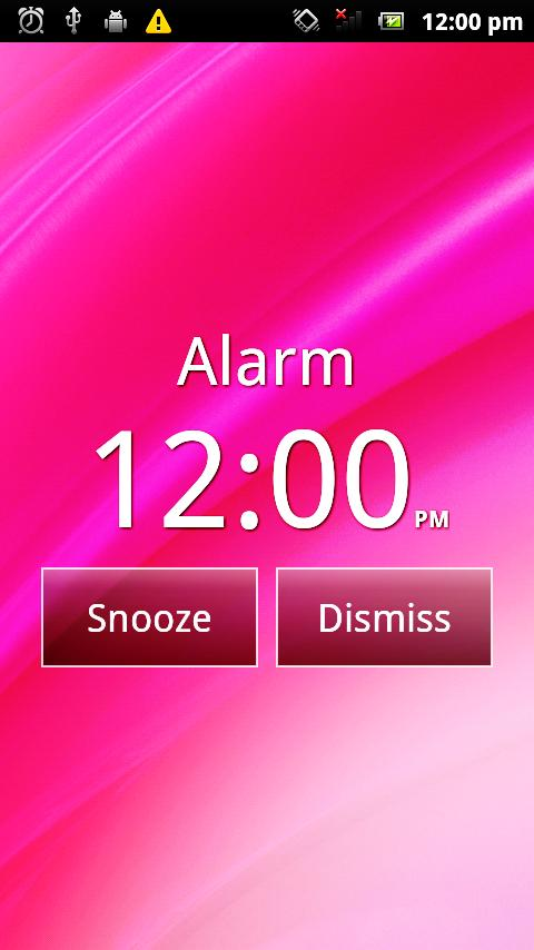 Smart Alarm (Alarm Clock) Screenshot 2