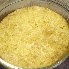 Baked Persian Rice