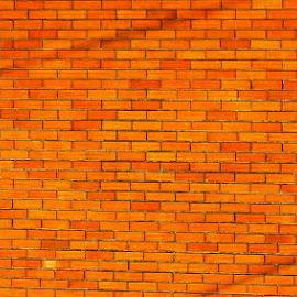 Bricks by Jim Dicken - Abstract Patterns ( pattern, lines, bricks, rectangles, shadows,  )