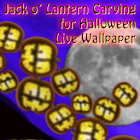 Jack o' Lantern Carving Free icon