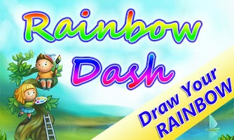 Screenshot of Rainbow Dash