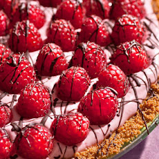 Chocolate-Raspberry Cream Pie Recipe