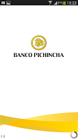 Screenshot of Banca Móvil Pichincha