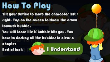 Screenshot of Bubble Shooter - Tap & Blast