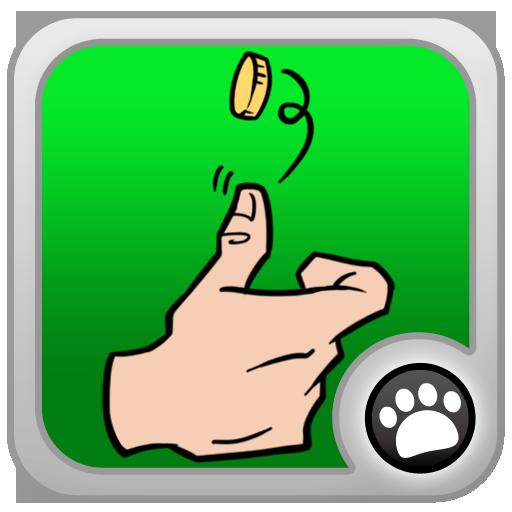 终极掷硬币 休閒 LOGO-玩APPs