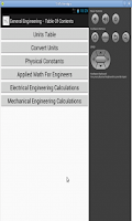 Screenshot of General Engineering Free