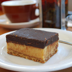 Caramel Slice - Mmmmm Just Like Autie Kay's