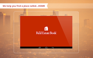 Screenshot of The Real Estate Book