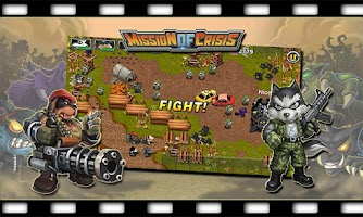 Screenshot of Mission Of Crisis