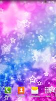 Screenshot of Lucky Stars Live Wallpaper