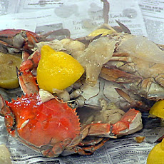 Whole Blue Crabs Chesapeake-style
