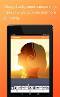 Screenshot of Shapegram-Add shapes to photos