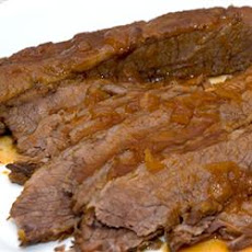 Jewish Style Sweet and Sour Brisket