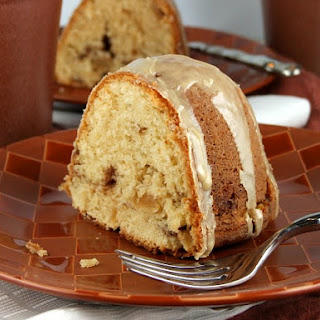 Maple Morning Cake