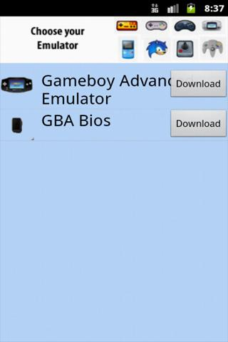 Emulator Player xGBA