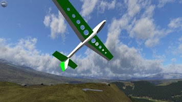 Screenshot of PicaSim: Free flight simulator