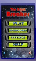 Screenshot of The Brick Breaker Plus