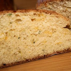 Herbed Cheese Batter Bread