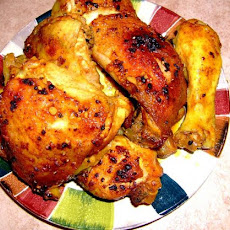 Peruvian Marinade for Chicken