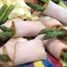 Wrapped Asparagus - Meat