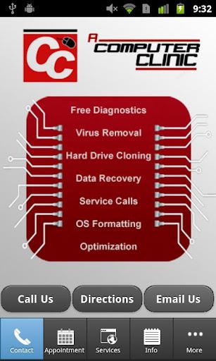 【免費商業App】A Computer Clinic, Inc.-APP點子