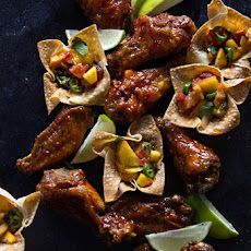 Spicy Asian-Style Hot Wings