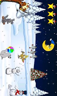 Play Kids Winter HD FREE - screenshot