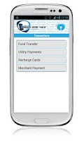 Screenshot of Nepal SBI Bank - Mobile Sakha