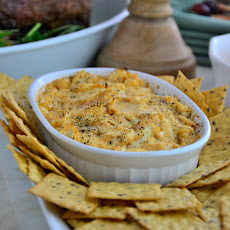Caramelized Onion Crab Dip