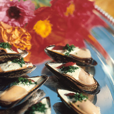 Mussels Remoulade