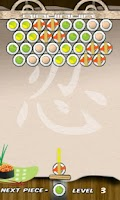 Screenshot of Sushi Shooter
