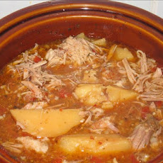 Guajillo Spiced Pork and Potatoes (Puerco Y Papas Al Guajillo)