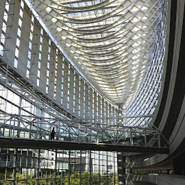 Tokyo International Forum by Leka Huie - Buildings & Architecture Other Interior ( tokyo international forum, , Urban, City, Lifestyle )