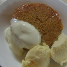 Golden Syrup Sponge Puddings