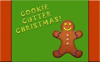 Screenshot of Cookie Cutter Christmas!