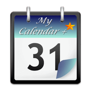My Calendar Plus Icon