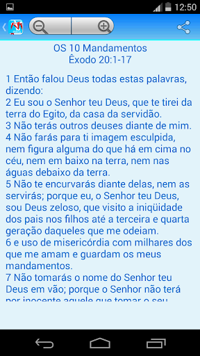 biblia-sagrada-evangelica-jmc for android screenshot