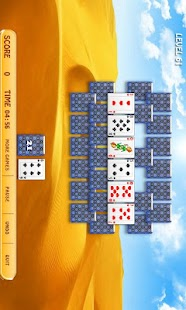 Persian Secrets Solitaire Free - screenshot